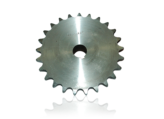 Drive shaft belt sprocket