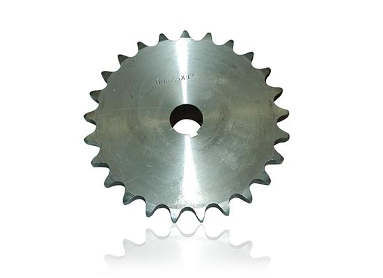 Drive shaft belt sprocket