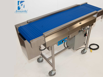 MeshBelt Return Conveyor
